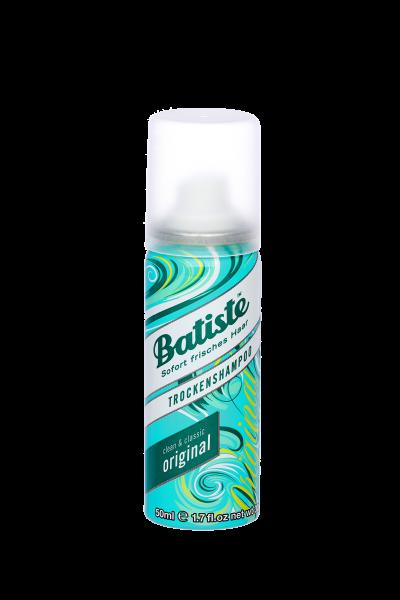 Batiste Dry Shampoo Original 50 ml