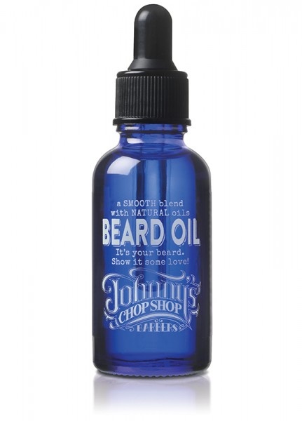 Johnny's Chop Shop Beard Oil Bartöl
