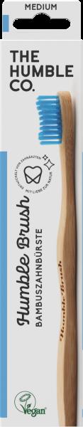 Humble Brush Bambuszahnbürste Adult Medium Blue