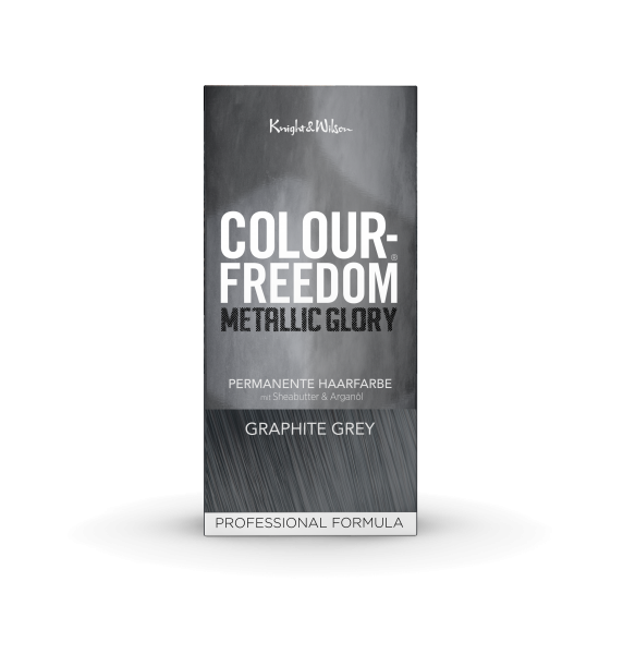 Colour-Freedom Metallic Glory Graphite Grey