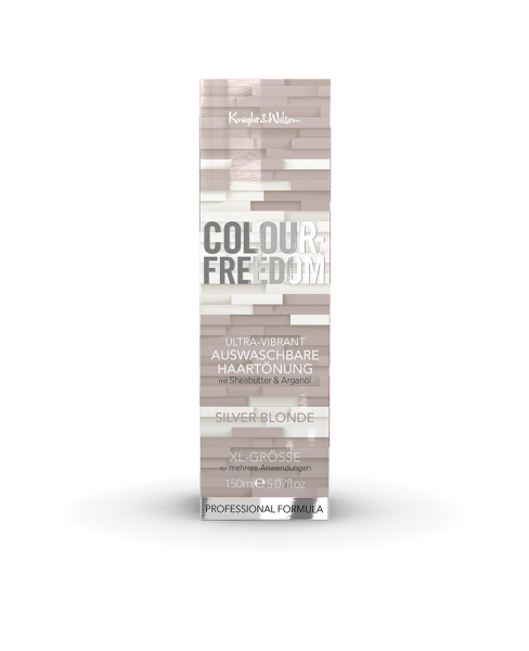 Colour-Freedom Ultra-Vibrant Silver Blonde