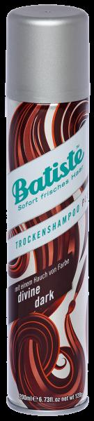 Batiste Dry Shampoo Color - dunkel braun - 200 ml