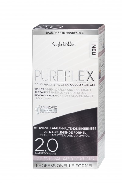 PUREPLEX Colour 2.0 Naturschwarz
