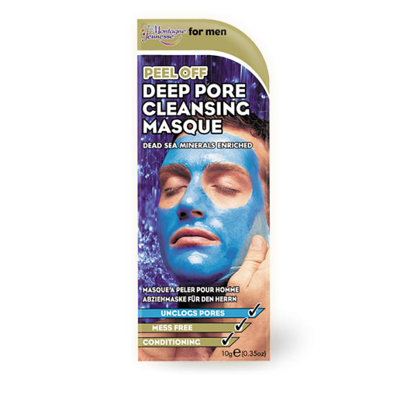 Peel-Off Maske for Men - Deep Pore Cleansing Masque