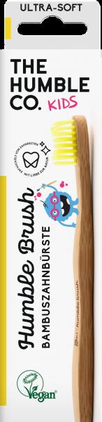Humble Brush Kids Zahnbürste Gelb