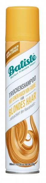 Batiste Dry Shampoo Color - blond 200 ml
