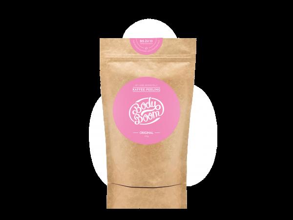 BodyBoom Kaffeepeeling Original 100g
