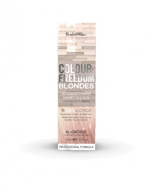 Colour-Freedom Blondes Rose Blonde