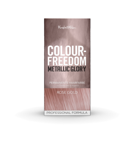 Colour-Freedom Metalli Glory Rose Gold