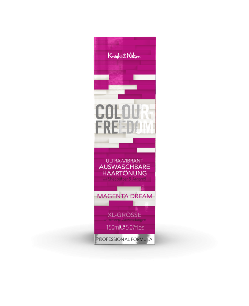 Colour-Freedom Ultra-Vibrant Magenta Dream XL 150 ml auswaschbare Haartönung