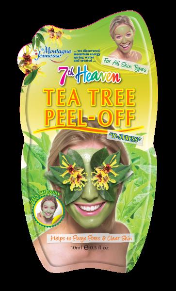 7th Heaven Peel-Off Maske Teebaumöl