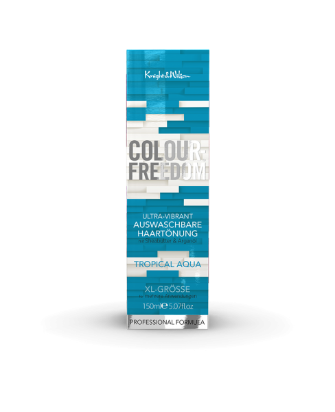 Colour-Freedom Ultra-Vibrant Tropical Aqua