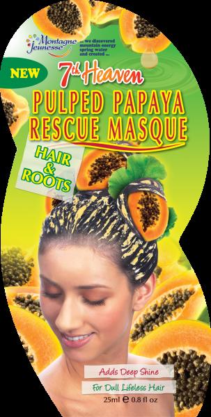 Montagne Jeunesse Haarmaske Papaya