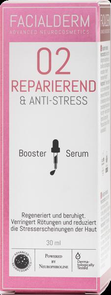 FacialDerm Serum Booster 02 Reparierend & Anti-Stress