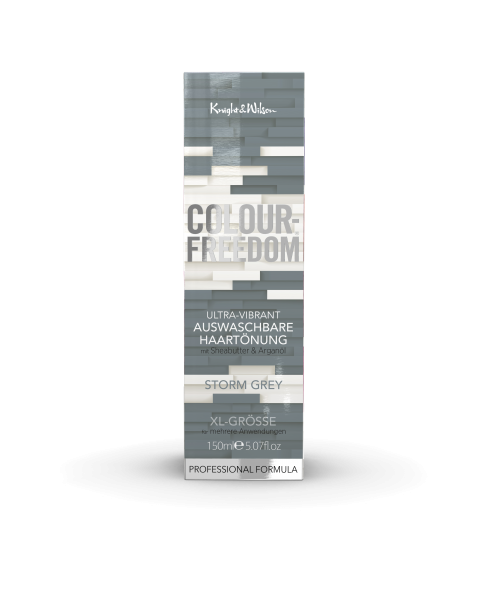 Colour-Freedom Ultra Vibrant Storm Grey 150 ml