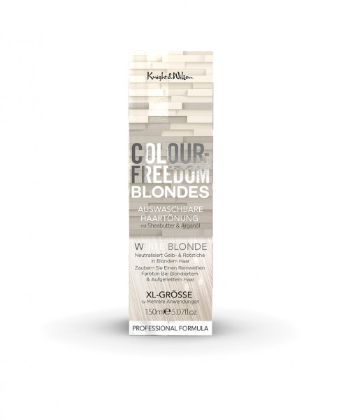 Colour-Freedom Blondes White Blonde