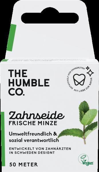 Humble Zahnseide Minze - 50 Meter