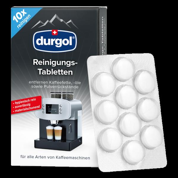 durgol Reinigungs-Tabletten - 10 Tbl.