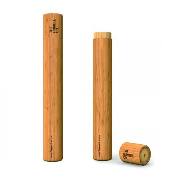 Bambus Zahnbürsten-Etui