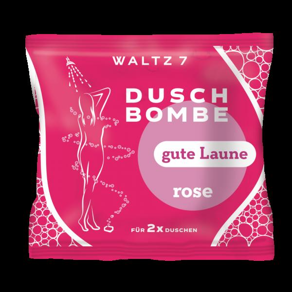 WALTZ7 Duschbombe Rose