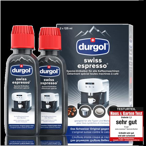 durgol®swiss espresso® Spezial-Entkalker - Kaffemaschinen, 500 ml