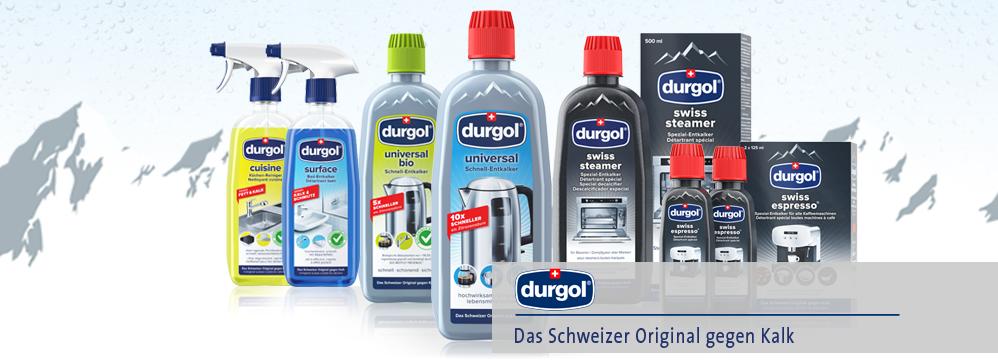 durgol - Das Schweizer original gegen Kalk