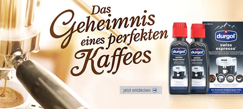 durgol ® swiss espresso - Entkalker