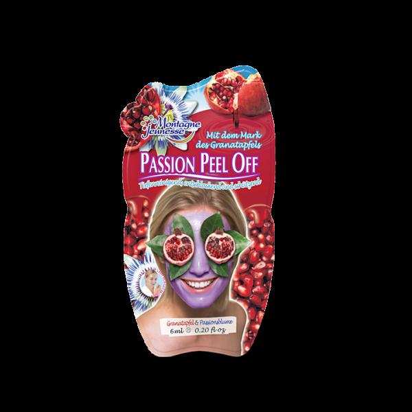 Montagne Jeunesse Peel-Off Maske - Granatapfel - mit natürlichen Inhaltsstoffen - Mini Sachet