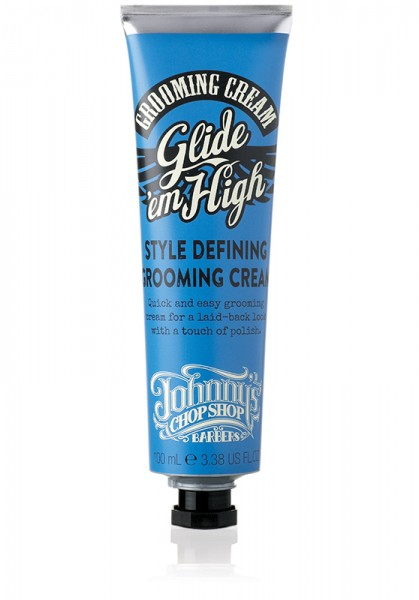 Johnny's Chop Shop Glide'em High Pflegende Haarcreme