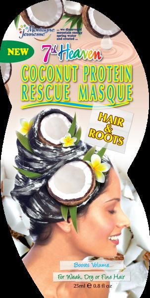 Montagne Jeunesse Haarmaske Coconut