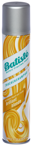 Batiste Dry Shampoo Color - blond