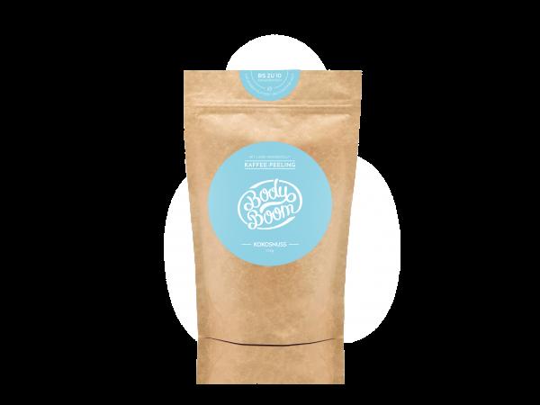BodyBoom Kaffeepeeling Coconut 100g